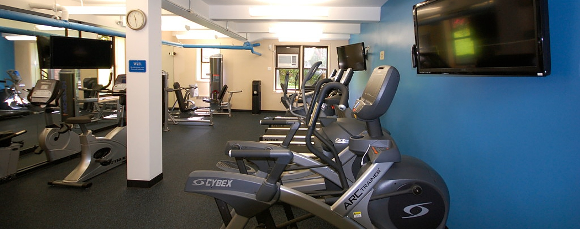 ALL NEW Fitness Room!!!